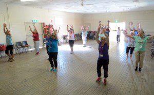 Balance'n'Bones at North Wagga
