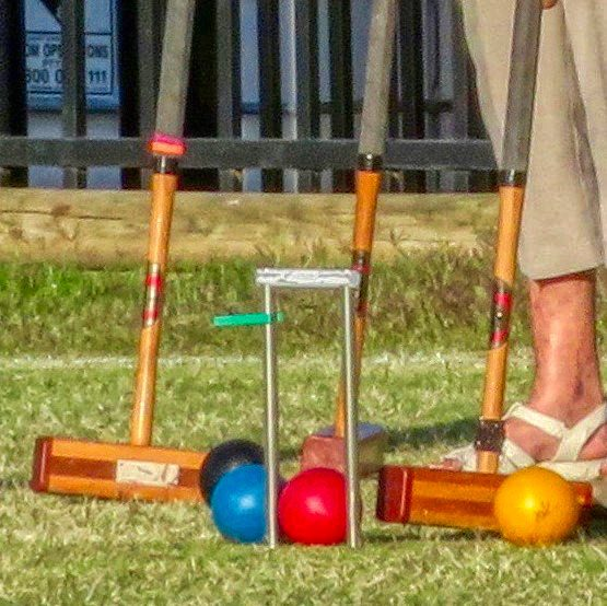 Croquet for Fun @ Croquet Club | Wagga Wagga | New South Wales | Australia