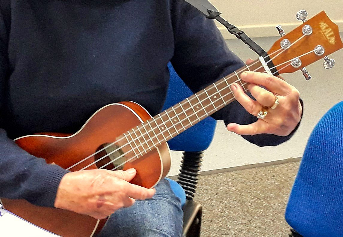 Ukulele for beginners @ Vintage Car Club | Wagga Wagga | New South Wales | Australia