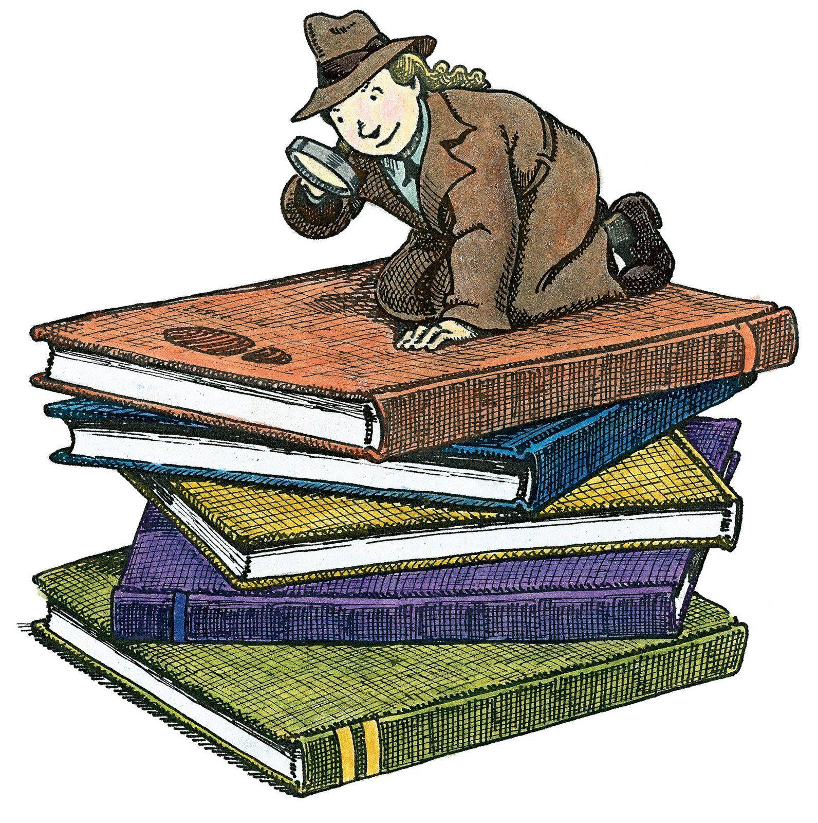 Bildergebnis für mystery books art