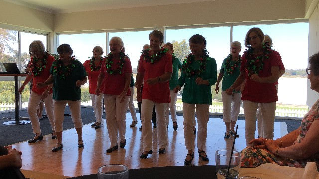 Christmas Lunch - tappers